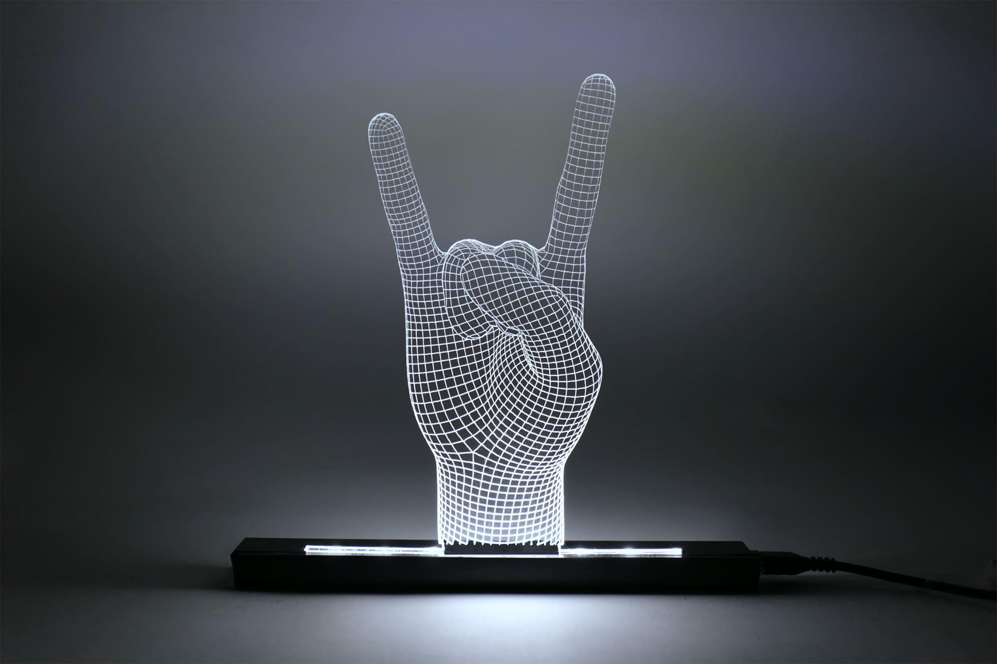 LED-Normal-Light-5000k-Acrylic